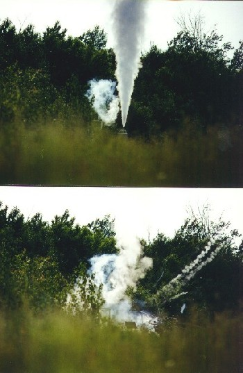 Sequence of motor firing